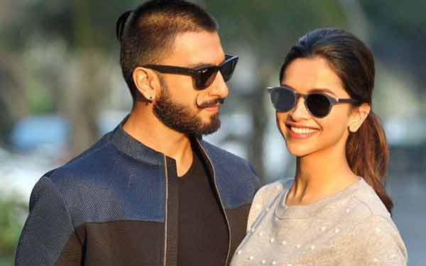 Ranveer and Deepika all set to welcome 2017 at Dubai