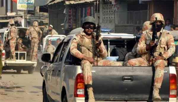 4 suspects held as major terror bid foiled in Karachi University
