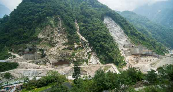Sikkim targets Bangladesh for hydroelectric power export