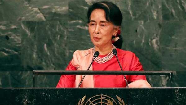 Nobel laureates urge action on Rohingya