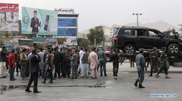 50 killed, 90 injured in attacks across 3 Afghan provinces