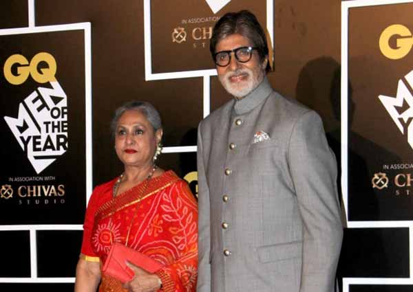 Amitabh and Jaya Bachchan live separately