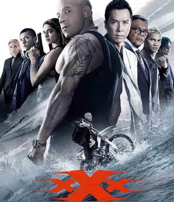 Deepika, Vin Diesel's xXx: Return of Xander Cage makes a killing at the Indian BO