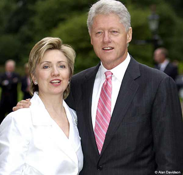 Bill, Hillary Clinton to attend Trump inauguration