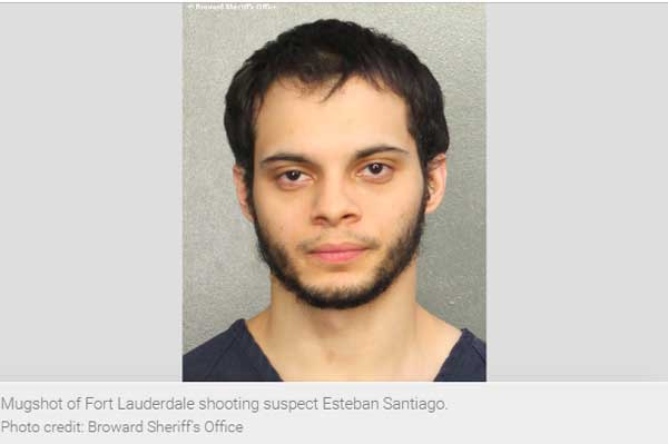 Florida airport shooting suspect charged