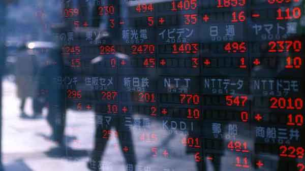 Asian markets mixed; Dollar index hovers at 100 handle