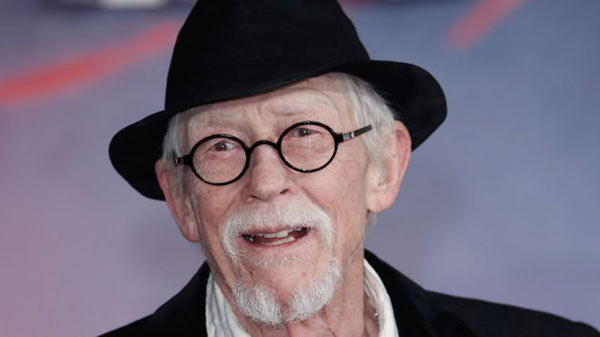 Veteran actor Sir John Hurt dies at 77