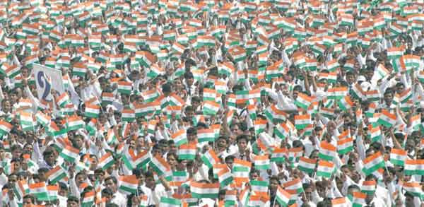 India breaks Bangladeshi national anthem record