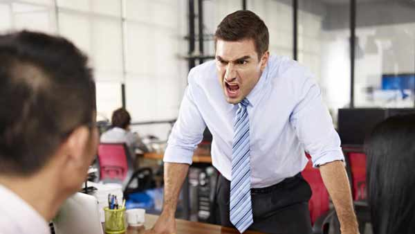 Beware of bad bosses: A 'toxic' workplace may ruin your health