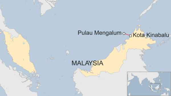 Malaysia tourist boat missing with 31 people on board