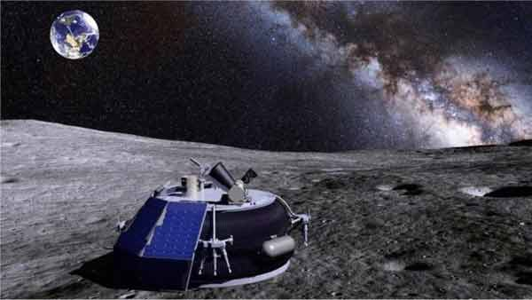 Five in final stretch of Moon race