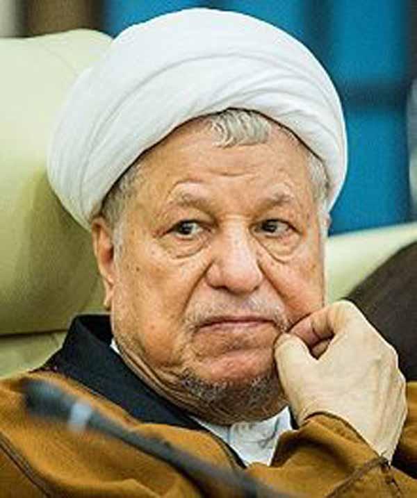 Tributes for ex-Iran President Rafsanjani