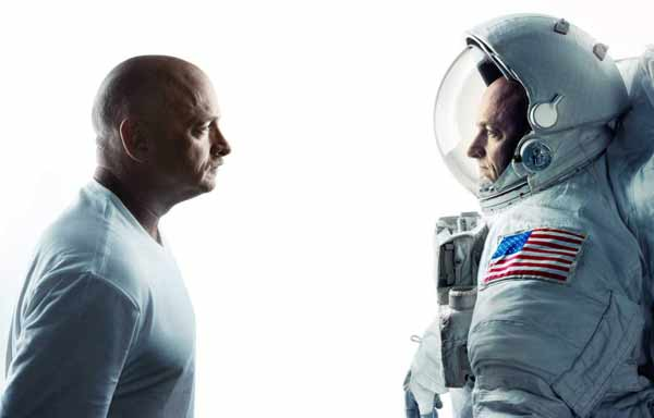 NASA releases first results from 'Year In Space' twin study