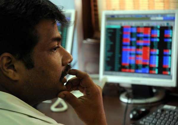 Sensex ends 94 points down on weak global cues