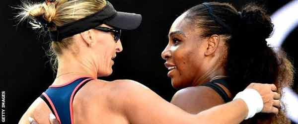 Williams sister to face off in Grand Slam final