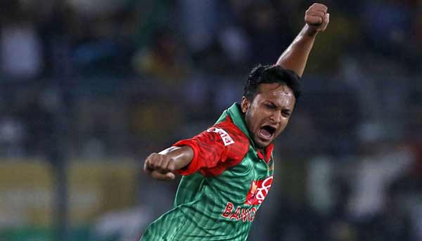 Shakib: The leading light of Bangladesh cricket