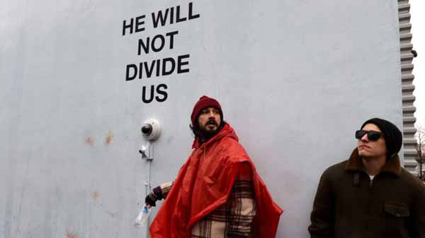 Transformers star Shia LaBeouf charged with assault