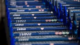 Tesco hails 'strong progress' as sales rise