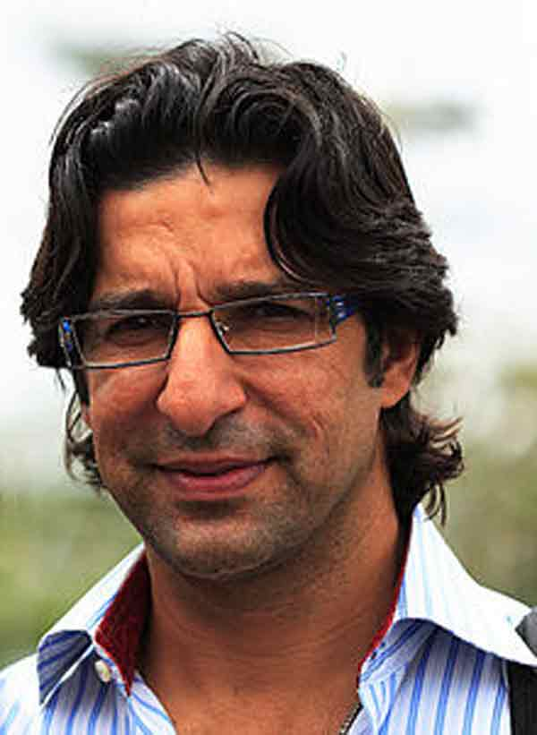 Arrest warrant issued against Waseem Akram