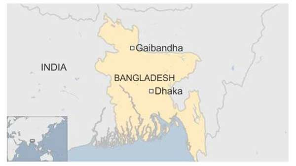 Bangladesh MP shot dead at home