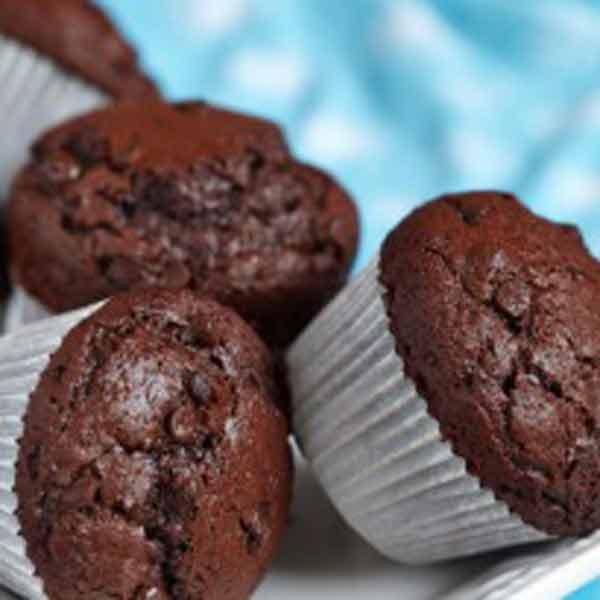 Yummiest Chocolate Muffins