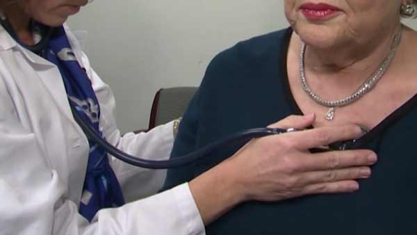 Study shows women get screened for heart disease too late