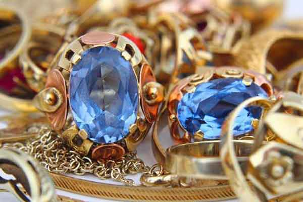 Tips to clean your jewellery