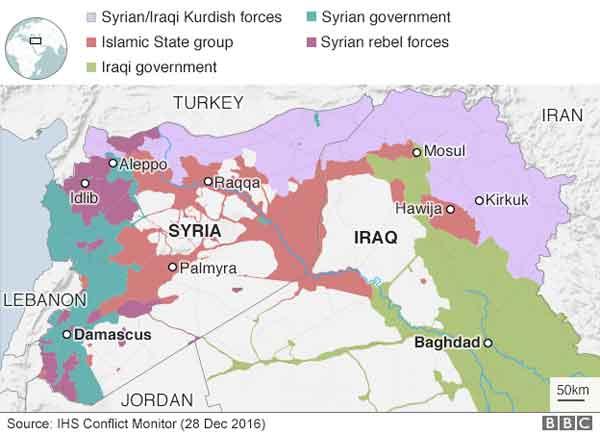 Syrian Rebels threaten to boycott talks