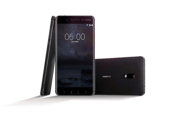 HMD Global launches first Nokia-branded smartphone