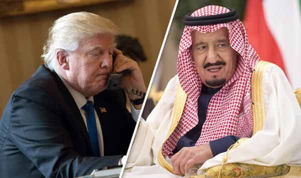 US and Saudi Arabia agree to support 'safe zones'