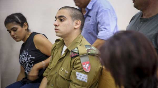 Israel soldier convicted over Hebron death