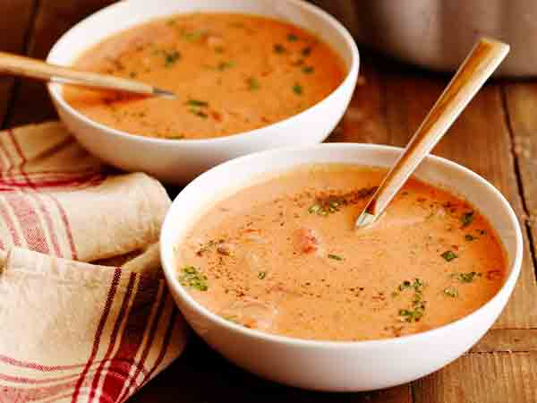 Winter's best tomato soup ever