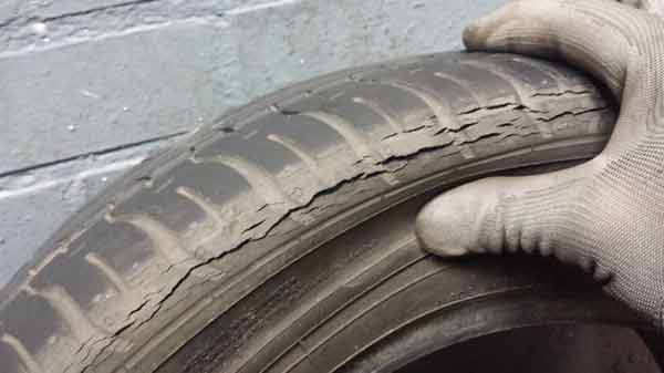 Second-hand tyres 'put lives at risk'
