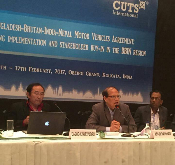 Put people first while implementing BBIN Motor Vehicles Agreement: Atiur