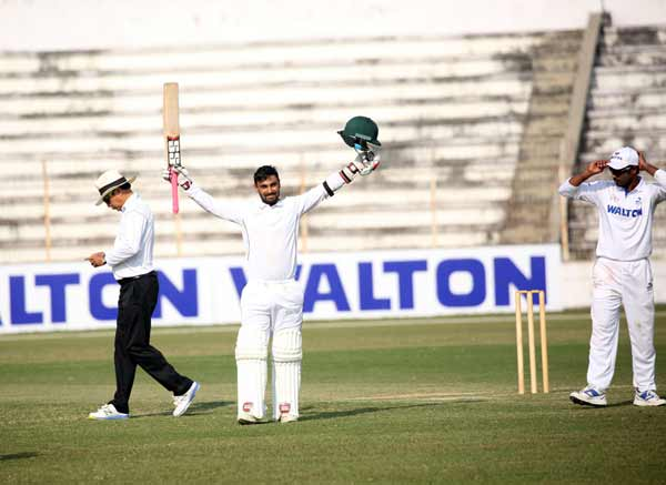 Liton Das in squad for one-off Test in India