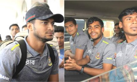 Positive Bangladesh set foot in Sri Lanka