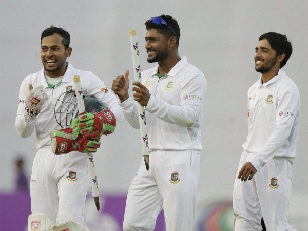 Bangladesh announce 15-man squad for one-off India Test