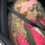 Driver caught riding with life-like dummy in HOV lane