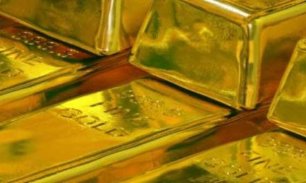 Gold prices ease in Asia