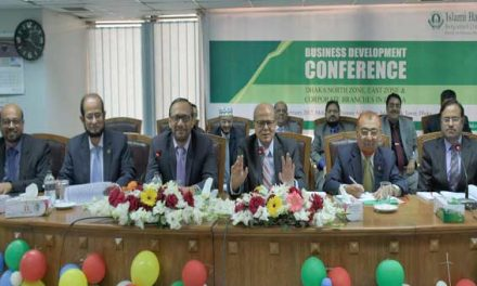 IBBL business development conference held