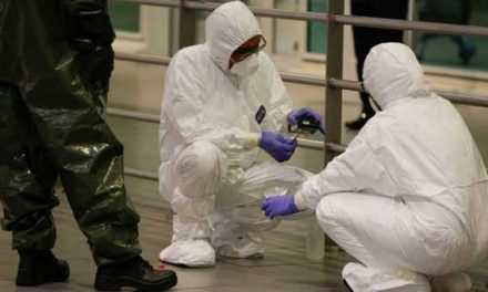 Malaysia airport 'safe of any toxin'