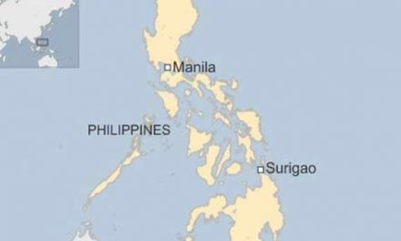 4 dead, 100 injured in southern Philippines quake