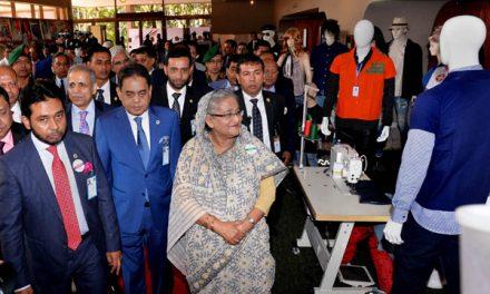 Bangladesh: The near-boycott of international buyers caused a drawback