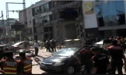 6 killed in Pakistan bomb blast