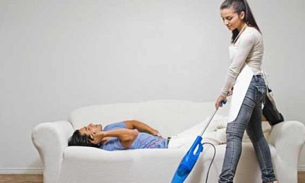 Do you share housework? If not, your relationship may end