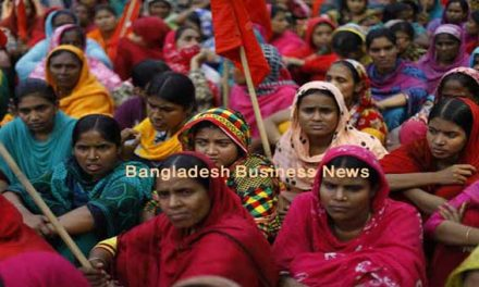 Bangladesh apparel sector has 540 trade unions