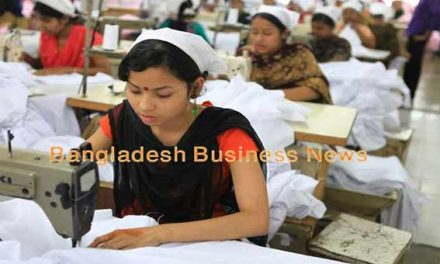Bangladesh's export earnings grow by 3.22% in eight months