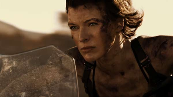 Resident Evil The Final Chapter movie review: Like being eaten to death by zombies