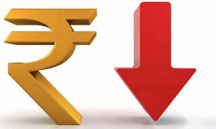 Indian Rupee declines by 27 paisa to 65.57