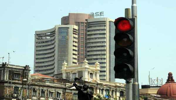 Sensex ends at 2-week low